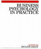 Ebook Business psychology  in practice: Part 2