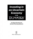 investing in an uncertain economy for dummies: part 1