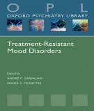 treatment-resistant mood disorders: part 2