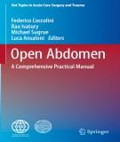 open abdomen - a comprehensive practical manual: part 2