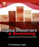 capital investment & financing - a practical guide to financial evaluation: part 1