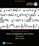 microeconomics - theory and applications with calculus (4/e): part 1