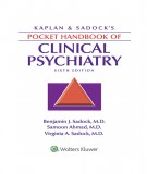 pocket handbook of clinical psychiatry (6/e): part 1
