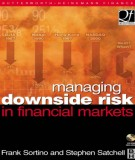 managing downside risk in financial markets: part 1