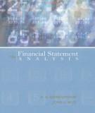 financial statement analysis (10/e): part 1