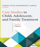 Ebook Case studies in child, adolescent , and family treatment (2/E): Part 1