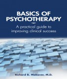 basics of psychotherapy - a practical guide to improving clinical success: part 1