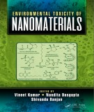 Ebook Environmental toxicity of nanomaterials: Part 1