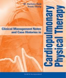 Ebook Clinical management notes and case histories in cardiopulmonary physical therapy: Part 1