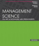 management science – the art of modeling with spreadsheets (3/e): part 1