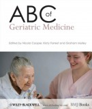 Ebook ABC of geriatric medicine