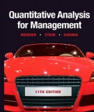 quantitative analysis for management (11/e): part 1