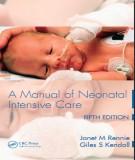 Ebook A manual of neonatal intensive care (5/E): Part 1
