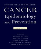 cancer epidemiology and prevention (4/e): part 1