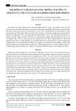 Ảnh hưởng của độ mặn lên tăng trưởng, tỉ lệ sống và sinh sản của tôm càng xanh (macrobrachium rosenbergll)