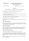Thông tư số 64/2018/TT-BQP