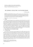 Học tập phong cách làm việc của Chủ tịch Hồ Chí Minh