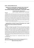 Đánh giá tác dụng bảo vệ gan của cây Cà gai leo (Solanum procumbens Lour.) trên mô hình gây tổn thương gan bằng paracetamol ở chuột nhắt trắng