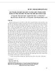 Giá trị dấu ấn sinh học DDK1 và HBx-LINE1 trong chẩn đoán, theo dõi và điều trị ung thư biểu mô tế bào gan