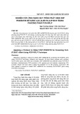 Nghiên cứu ứng dụng quy trình phát hiện SNP RS9263726 để sàng lọc alen HLA-B58 01 bằng phương pháp PCR RFLP