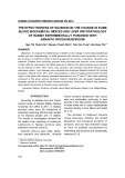 The effectiveness of silibinin on the change in some blood biochemical indices and liver histopathology of rabbit experimentally poisoned with amanita virosa mushroom