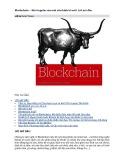 Blockchain – khởi nguồn của một nền kinh tế mới: lời mở đầu