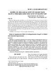 Nghiên cứu hiệu quả hạ huyết áp của bài thuốc Hạ áp-01 trên bệnh nhân tăng huyết áp nguyên phát