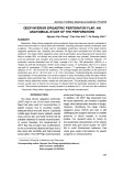 Deep inferior epigastric perforator flap: An anatomic study of the perforators