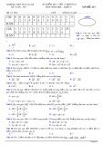 Đề kiểm tra 1 tiết chương 1 Hình học lớp 10 - THPT Ngô Gia Tự - Mã đề 213