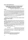 So sánh hiệu quả phân lập vi khuẩn kị khí của 4 phương pháp nuôi cấy vi khuẩn kị khí tại bệnh viện hữu nghị Việt Đức