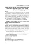 Nghiên cứu độc tính cấp, độc tính bán trường diễn của bài thuốc HA-02 trên động vật thực nghiệm