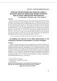 Khảo sát sự ảnh hưởng của công tác quản lý nhà nước đến hoạt động nghề nghiệp của người bán lẻ thuốc trên địa bàn tỉnh Đồng Nai