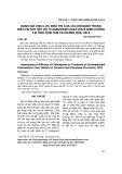 Đánh giá hiệu lực của chloroquine trong điều trị sốt rét do Plasmodium falciparum chưa biến chứng tại tỉnh Kon Tum và Khánh Hòa, 2012