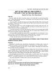 Một số đặc điểm suy dinh dưỡng ở trẻ em dưới 5 tuổi tại tỉnh Hòa Bình (2013)