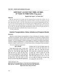 Ghép ruột, lịch sử phát triển, chỉ định, kỹ thuật và triển vọng (Tổng quan)