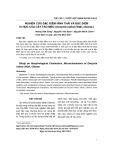 Nghiên cứu đặc điểm hình thái và đặc điểm vi học của cây Táo mèo (Docynia indica (Wall.) decne.)