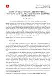 Cơ hội và thách thức của dệt may Việt Nam trong bối cảnh gia nhập Hiệp định đối tác xuyên Thái Bình Dương