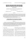 Ngân sách xã trong phân cấp quản lý ngân sách nhà nước: Nghiên cứu tại xã Hoàng Diệu, huyện Gia Lộc, tỉnh Hải Dương