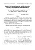 Đánh giá tác dụng bảo vệ gan của dịch chiết chùm ngây (moringa oleifera) trên chuột gây tổn thương gan bằng carbon tetrachloride (CCl4)