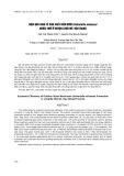 Hiệu quả kinh tế sản xuất nấm rơm (volvariella volvacea) ngoài trời ở huyện Long Mỹ, Hậu Giang