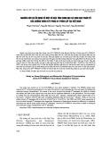 Nghiên cứu sự ổn định về một số đặc tính sinh học và sinh học phân tử của chủng virus KTY-PRRS-01 phân lập tại việt nam