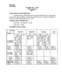 Đề kiểm tra 1 tiết HK 1 môn Ngữ Văn 8 phần văn học năm 2017-2018 có đáp án - Trường THCS&THPT Tiên Yên