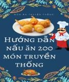 hướng dẫn nấu ăn 200 món truyền thống: phần 2