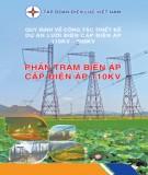 Ebook Phần trạm biến áp cấp điện áp 110kV: Phần 2 - Tập đoàn điện lực Việt Nam