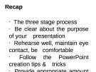 Lecture Essay writing & presentation skills - Lecture 23: Tips for your presentation skills
