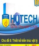Bài giảng Phân tích thiết kế hệ điều hành: Chủ đề 8 - ThS. Lương Trần Hy Hiến