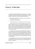 Bài giảng Lập trình hướng đối tượng - Chương 8: Tái định nghĩa
