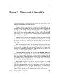 Bài giảng Lập trình hướng đối tượng - Chương 5: Mảng, con trỏ, tham chiếu