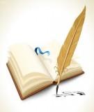 Bộ đề kiểm tra 15 phút môn Ngữ Văn lớp 10 có đáp án - Trường THPT BC Yên Lạc