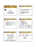 Bài giảng Xử lý ngôn ngữ tự nhiên (Natural Language Processing): Bài 6 - Lê Thanh Hương